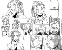 Shocking similarities in FMA by fear-my-phone-grr