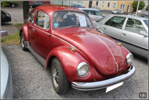 Old Beetle by 22photo