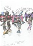 FNaS 3-Nightmare Ulala's Friends are Idiots... by Sora498