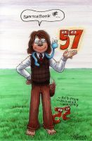Sketchbook 57 by Phraggle