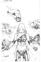 EA Assassin Cover 8 pencils by Arciah