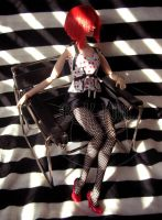 Doll - Red by blk-kitti