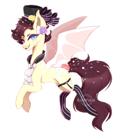 CLOSED   Candy Vampire Adopt Auction by Ramyuun