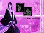 Byakuya Kuchiki (Wallpaper) by PlayxDead88