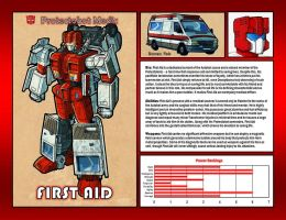 First Aid by CitizenPayne