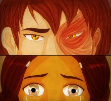 Zutara Week: Pain READ DESC. by trishna87