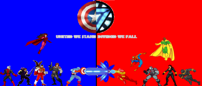 Civil War by SlyWriter19