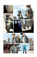 Doctor Who II Issue 6 Pg3 by CharlieKirchoff