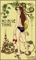 No Blue Thing -- Tom Pullings by jaubrey