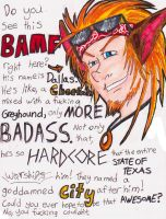 Only MORE BADASS. by DislocatedPenguin