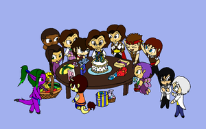 Happy 18th by Omis-11