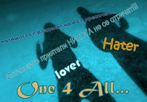 Hater and Lover by lfcilove