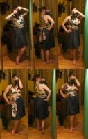 My first Infinity Dress by Audroniukas