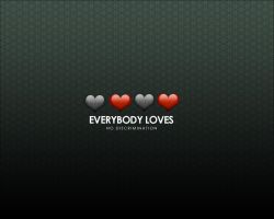 Everybody loves by pincel3d
