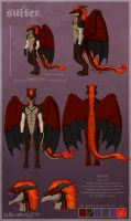 Sulfer Reference Sheet Commish by Essence-Of-Rapture
