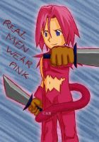 Real Men Wear Pink by AngelBless