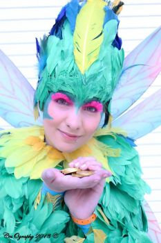 Tooth Fairy Cosplay - Rise Of The Guardians by 2Dismine