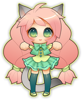 Another Chibi Meanna by sererena