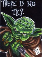 Yoda PSC by Chris Foreman by chris-foreman