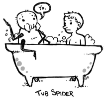 we call it tub spider by theRast