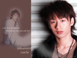 Nakamaru Yuichi by Airesdale