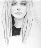 Avril Lavigne by SweetyCorpse