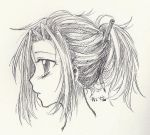 hair practice by aoi-chi