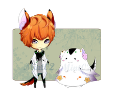 [CLOSED] Adopt Set Price - Veiled 2 by Mint-053