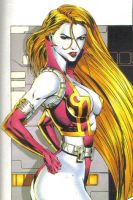 Diva of Stormwatch 2 by borgking001a