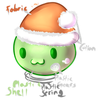 Wind-Up Bouncing Santa Emote Toy by i-Mel
