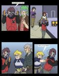 Nextuus Page 985 by NyQuilDreamer