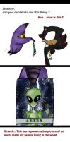 Aliens are not green by Nameless0404