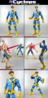 Custom Jim Lee Cyclops 2008 by KyleRobinsonCustoms