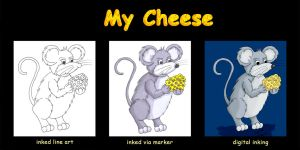 My Cheese? 3 phases by Lillikira