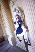 Lady Bernkastel II by black---butterfly