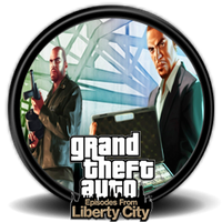 GTA: Episodes From Liberty City - Icon by Blagoicons