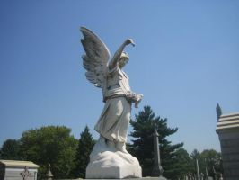 Holy Cross Cemetary 08 by ImpaledGraphix