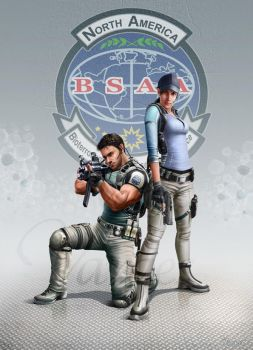 BSAA by Varges