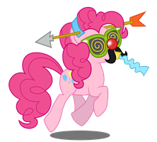 Pinkie Pie: Haters Gonna Hate by JackiePhantom13