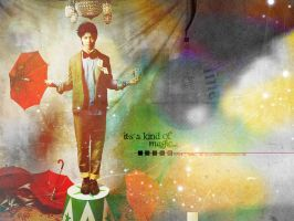 TaeMin - A Kind of Magic by crying-ophelia