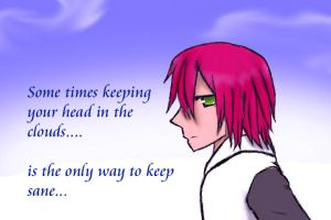 Keep Your Head Up by ArousingSoul