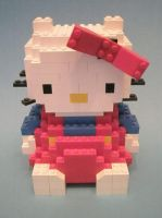 LEGO Hello Kitty by GrayBow