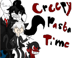 Creepy Pasta TIME! by Cororo-Kun