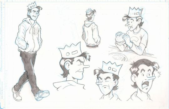 Jughead Jones by ElvinHernandez