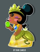 Tiana!!! by vancamelot