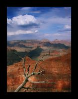 Grand Canyon by sn4rk