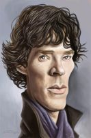 SHERLOCK by JaumeCullell