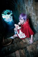 Diabolik Lovers - Kanato the Red Riding Hood by EatEatEats