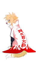 Yondaime Hokage by xDorchester