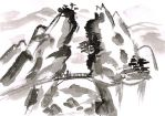 Chinese Scenary by Sobola